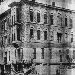 Lousville history