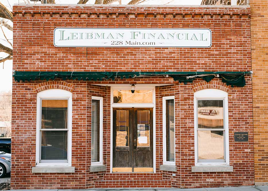 leibman+financial